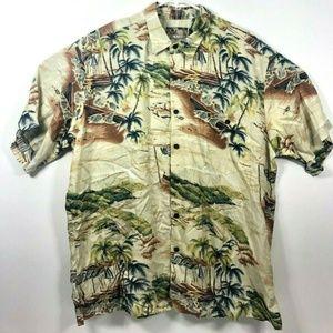 Tori Richard Hawaiian Shirt Mens Size XXL 2XL